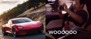 'HOLY SH!T': Watch Telsa Test Their 0-60 in 1.9 SECONDS Roadster On Various People