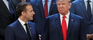 French Officials Don't Like Trump Pointing Out To The French How Much Their Govt SUCKS