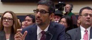 WATCH: Google's Boss Tries To Explain Why Trump Pops Up When One Googles The Word 'IDIOT'