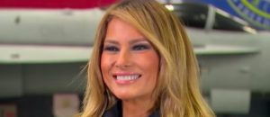 WATCH: Melania In A CLASSY & COOL Way Dropkicked Her Critics Into Next Week