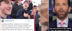 Note To Young White Patriotic High School Males: The Left & Their 'Media' HATES You