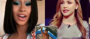 Conservative Girl & Cardi B Wrangle Over Cardi's WRETCHED Twerking Video (Viewer Warning)