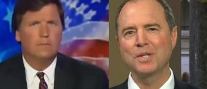 Adam Schiff  - Today's Captain Ahab - Still Seeking Revenge After Tucker Carlson Bit His Leg Off