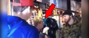 WATCH: Store Employee Says 'F*** YOU' To MAGA Hat Sporting Teen - Then MOM Steps In