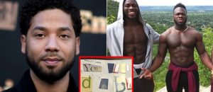FAKE HATE CRIME: Nigerian Bros Tell Cops Smollett Was Also Behind The THREATENING Letter He Received