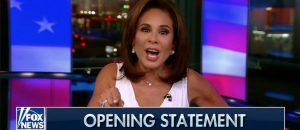 Judge Jeanine Gets SUSPENDED From Fox News For THIS Remark
