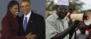 Barack's Brother Wonders If Michelle Is 'Michael'