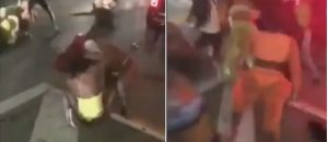 WATCH: Massive Bikini Brawl Breaks Out On South Beach