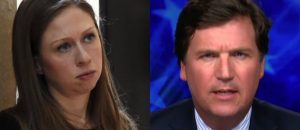 Chelsea Submits To Leftist Intimidation As Tucker Carlson Hits Back