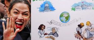 WATCH: AOC's 'Green New Deal' Short Film Is A Utopian Delusion