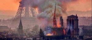 French Sleuths Blame 'Short Circuit' For Notre Dame Blaze - What About The 800+ Other Church Fires?
