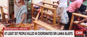 BREAKING: Muslim Terrorists Kill HUNDREDS During Church Service In Sri Lanka