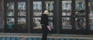 Such 'Tolerance': Church Vandalized With Pro-Abortion Graffiti