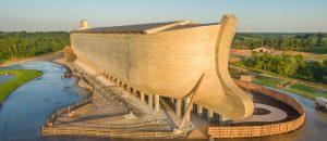 Noah's Ark Theme Park Suffers FLOOD Damage