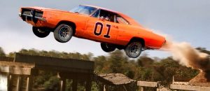 "OOPS: Morons Attempt A ""Dukes Of Hazzard' Jump Over A Drawbridge - That Was A BAD IDEA"