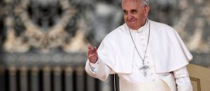 Pope Francis Green Lights Change To The LORD'S PRAYER