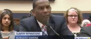 During 'Reparations' Hearing At Congress, Burgess Owens Takes Dems To TruthTown