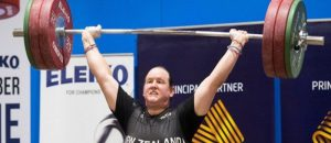 A DUDE Just Won GOLD Medals In FEMALE Weightlifting