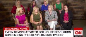 LMAO: CNN Wanted These GOP Ladies To Call Trump A 'RACIST' - Epic Fail Ensues
