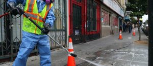 Even Cleaning Crap Off The Sidewalks Is 'Racist' Now? -- No This Isn't Satire