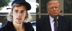 Justin Bieber Calls Out President Trump - Here's The Bieb's 'Reason'