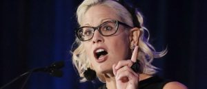 DEMOCRAT 'BIPARTISANSHIP': Senator Kyrsten Sinema Faces CENSURE For Confirming Trump Officials