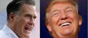Mittens Romney Trash-Talks Trump, Gets ROASTED On Twitter