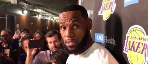 WATCH: LeBron James Weighs In On NBA-China Controversy -- It's Both AWFUL And Incredibly STUPID