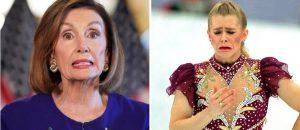 FIGHTING DIRTY: Is Nancy Pelosi The Tonya Harding Of US Politics?