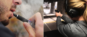 PERKINS: What Do Vaping And Guns Have In Common?