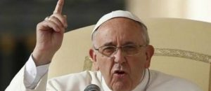 Pope Francis Invokes Hitler, Criticizes Politicians Who Denounce Homosexuality