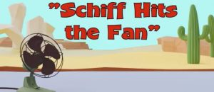 LMAO: Trump Owning Schiff Always Had A Wile E. Coyote Ring To It... Now It's A Cartoon!