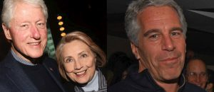 Epstein Saga Has Two New Twists: One Dead Banker And A New Clinton Connection